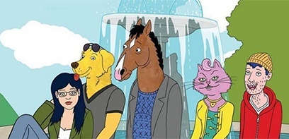 Agenda séries de la semaine : BoJack Horseman, The Good Place, Arrow...